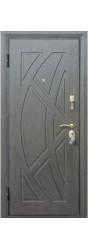 Металлические двери с дефектами