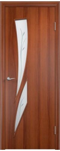 Дверь МДФ С-2 ПО Ф